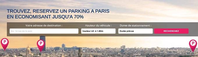 Parking pas cher Gare Saint Lazare