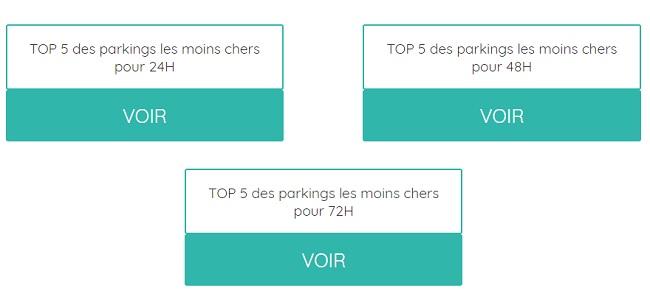 parc stationnment paris